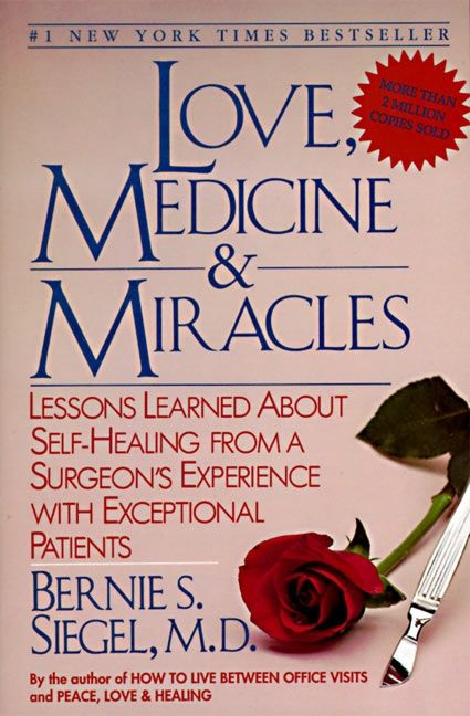 Love medicine and miracles bernie s siegel e book enlarge book cover fandeluxe Gallery