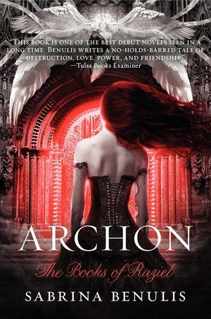 Archon book image