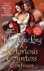 A Notorious Countess Confesses Paperback  by Julie Anne Long