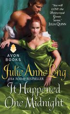 It Happened One Midnight Paperback  by Julie Anne Long