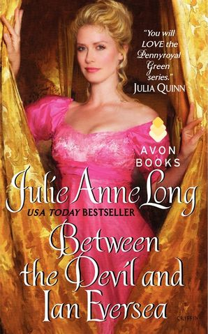 Between the Devil and Ian Eversea Paperback  by Julie Long