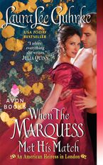 When The Marquess Met His Match Paperback  by Laura Lee Guhrke