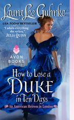 How to Lose a Duke in Ten Days Paperback  by Laura Lee Guhrke