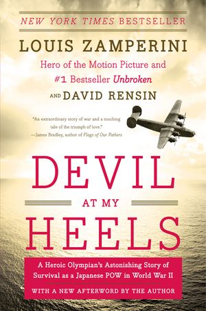 Devil at My Heels book image