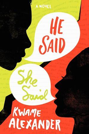 He Said, She Said book image