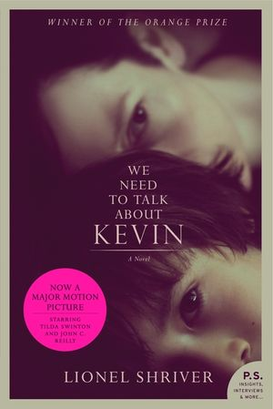 We Need to Talk About Kevin tie-in book image