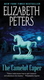 The Camelot Caper Paperback  by Elizabeth Peters