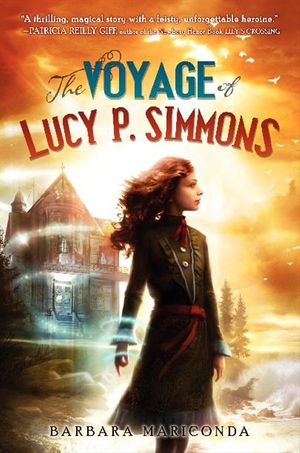 The Voyage of Lucy P. Simmons book image