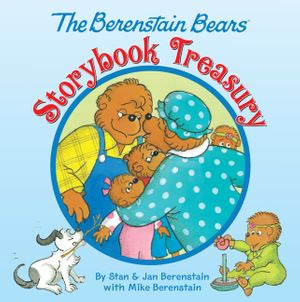 The Berenstain Bears Storybook Treasury book image