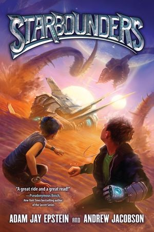 Starbounders book image