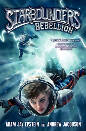 Starbounders #2: Rebellion book image