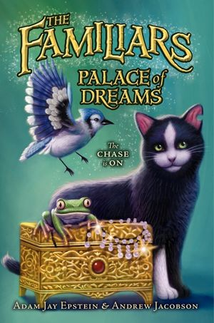 Palace of Dreams book image