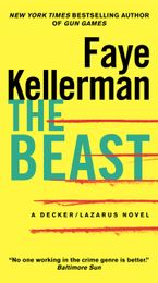 The Beast Paperback  by Faye Kellerman