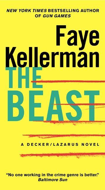 The Beast - Faye Kellerman - Paperback