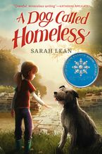 A Dog Called Homeless Hardcover  by Sarah Lean