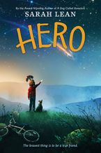 Hero Hardcover  by Sarah Lean