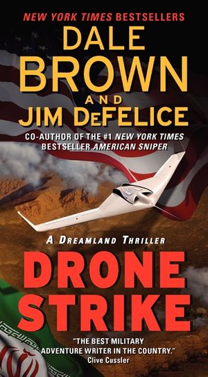 Drone Strike: A Dreamland Thriller book image