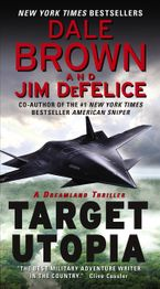 Target Utopia: A Dreamland Thriller Paperback  by Dale Brown
