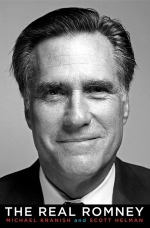 The Real Romney book image