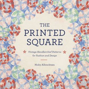 The Printed Square book image