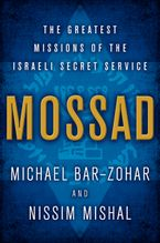 Mossad Hardcover  by Michael Bar-Zohar