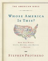 The American Bible-Whose America Is This?