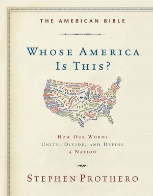 The American Bible-Whose America Is This? book image