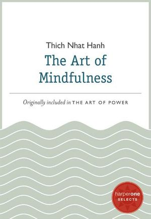 The Art of Mindfulness book image