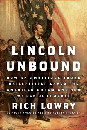 Lincoln Unbound book image
