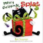 Merry Christmas, Splat Hardcover  by Rob Scotton