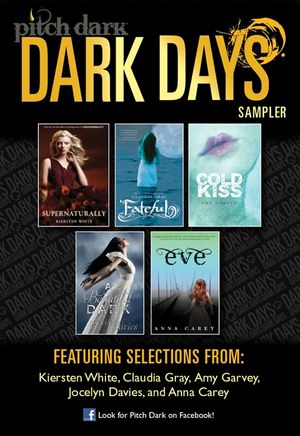 Pitch Dark: Dark Days of Fall Sampler book image