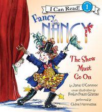 Fancy Nancy: The Show Must Go On