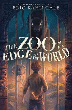 The Zoo at the Edge of the World book image