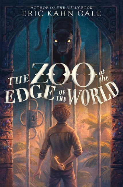 The zoo at the edge of the world eric kahn gale hardcover enlarge book cover fandeluxe Images
