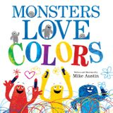 Monsters Love Colors