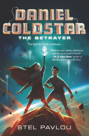 Daniel Coldstar #2: The Betrayer book image