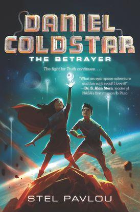 Daniel Coldstar #2: The Betrayer