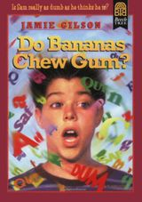 Do Bananas Chew Gum?