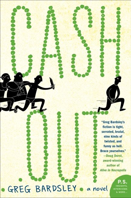 Cash Out Greg Bardsley Paperback