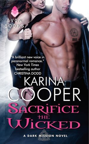 Sacrifice the Wicked book image