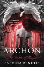 Archon: The Books of Raziel - Sabrina Benulis