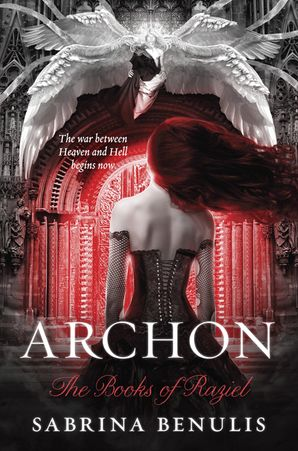 ARCHON INTL:THE BOOKS OF RAZIEL