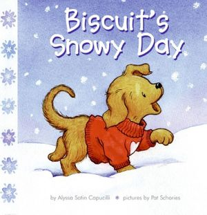 Biscuit's Snowy Day book image