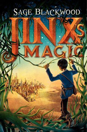 Jinx's Magic book image