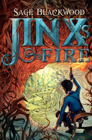 Jinx's Fire book image