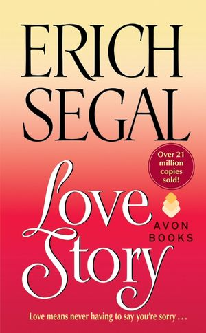 Love Story book image