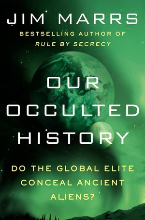 Our Occulted History book image
