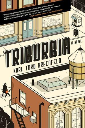 Triburbia book image