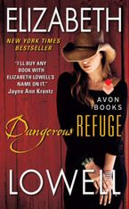 Dangerous Refuge Paperback  by Elizabeth Lowell