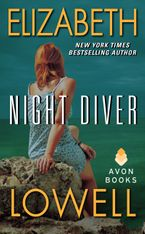 Night Diver Paperback  by Elizabeth Lowell